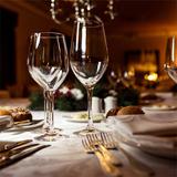 Uroczysty obiad Łódź