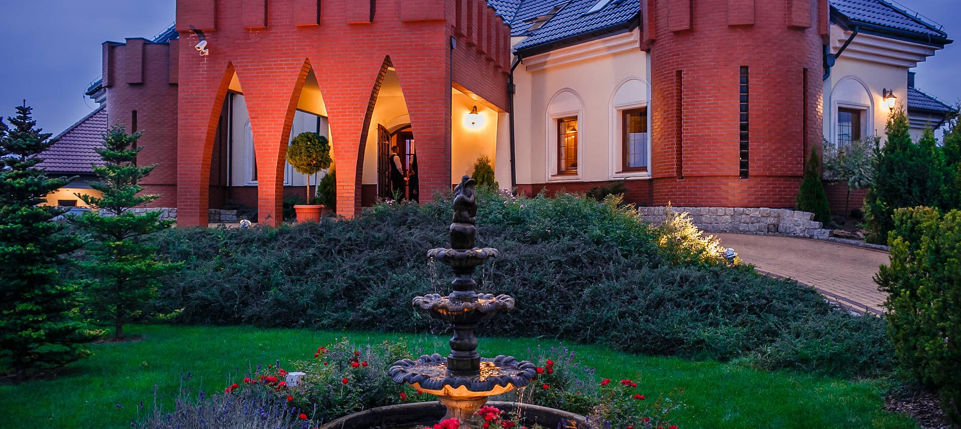 Sala restauracyjna Łódź